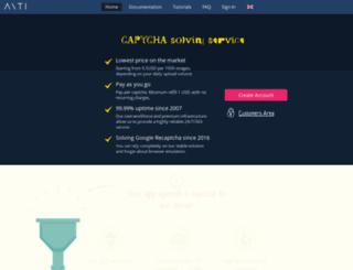 antigate.com screenshot