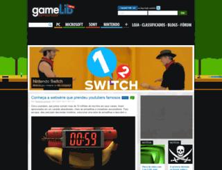 antigo.gamelib.com.br screenshot