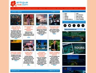 antiguanice.com screenshot
