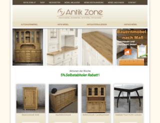 antik-zone.at screenshot