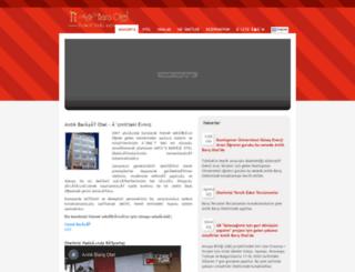 antikbarisotel.com screenshot