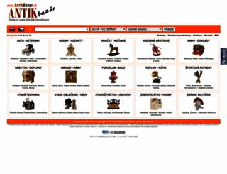 antikbazar.sk screenshot