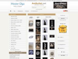 antikvitet.net screenshot