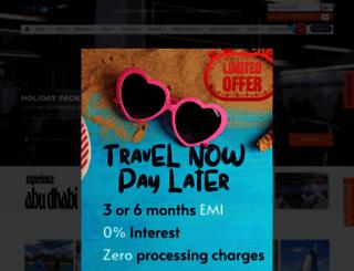 antilogvacations.com screenshot
