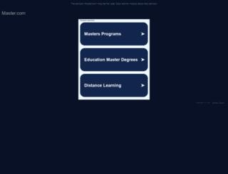 antique-pocket-watch.master.com screenshot
