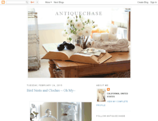 antiquechase.blogspot.com screenshot