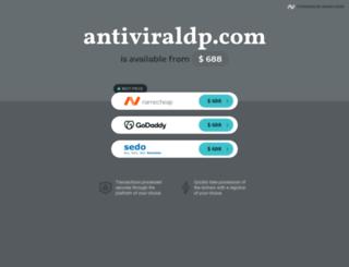 antiviraldp.com screenshot