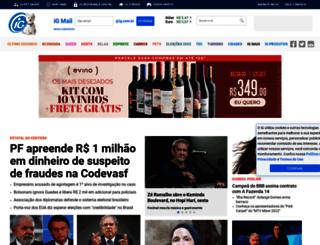 antivirus.ig.com.br screenshot