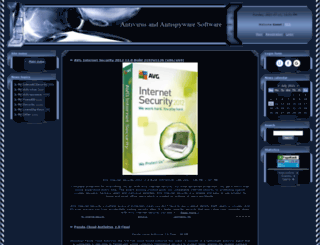 antivirus.ucoz.com screenshot