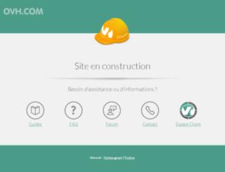 antoine-dupin.com screenshot
