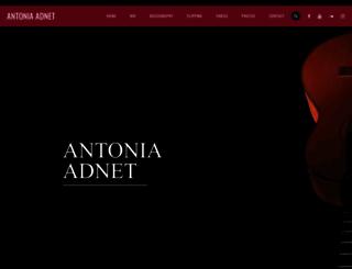 antoniaadnet.com screenshot