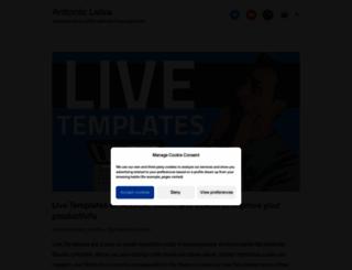 antonioleiva.com screenshot