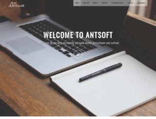antsoft.rs screenshot