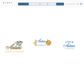 antuns.com screenshot