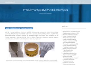 antystatyczne.pl screenshot