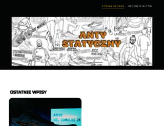 antystatyczny.pl screenshot