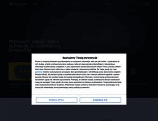 antyweb.pl screenshot