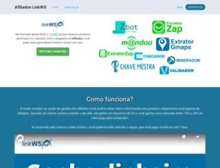 anunciad.com.br screenshot