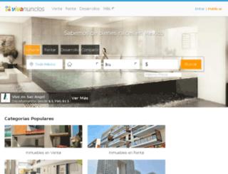 anuncios-comunidad.vivastreet.com.mx screenshot