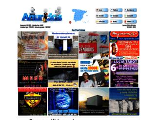 anuncios.es screenshot