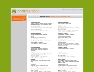 anuncios.grandemercado.pt screenshot