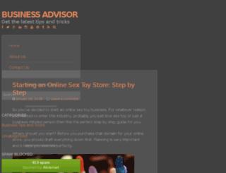 anunciosbiz.com screenshot