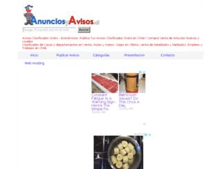 anunciosyavisos.cl screenshot