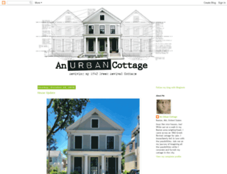 anurbancottage.blogspot.ie screenshot