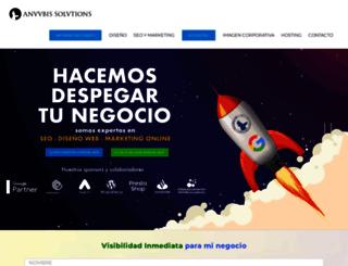 anuubis.com screenshot