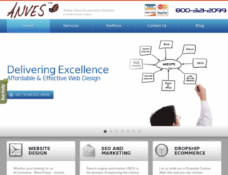 anves.com screenshot