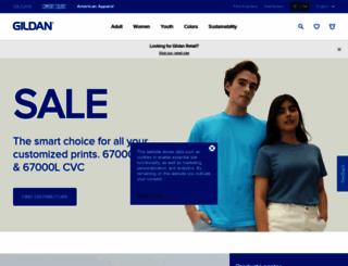 anvilknitwear.com screenshot