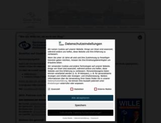 anwalt-wille.de screenshot