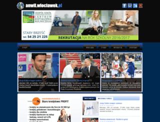 anwil.wloclawek.pl screenshot