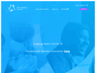 anxietybc.com screenshot