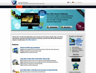 any-dvd-cloner.com screenshot