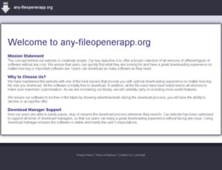 any-fileopenerapp.org screenshot