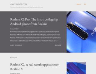 any-tips.blogspot.com screenshot