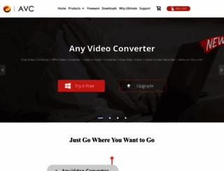 any-video-converter.com screenshot