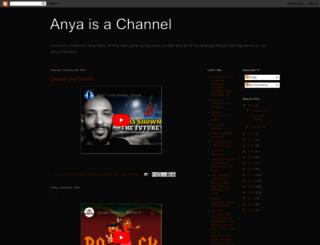 anyaisachannel.blogspot.com screenshot
