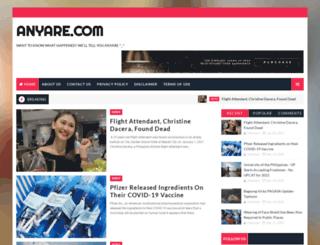 anyare.com screenshot