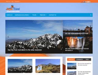 anyastravel.com screenshot