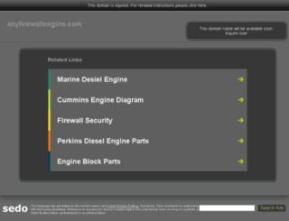 anyfirewallengine.com screenshot