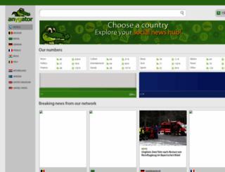 anygator.com screenshot