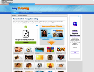 anymaking.com screenshot