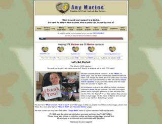 anymarine.com screenshot