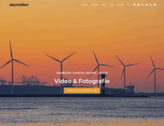 anymotion.nl screenshot