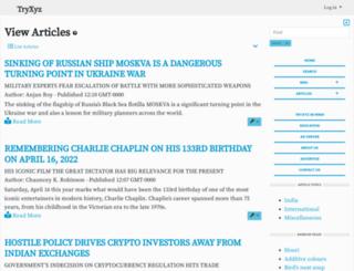 anypursuit.org screenshot