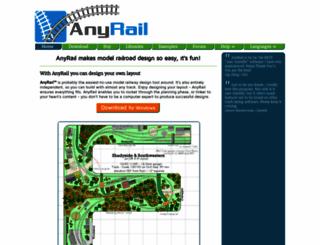 anyrail.com screenshot