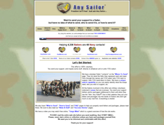 anysailor.com screenshot