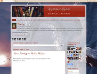 anythingatanytime.blogspot.com screenshot
